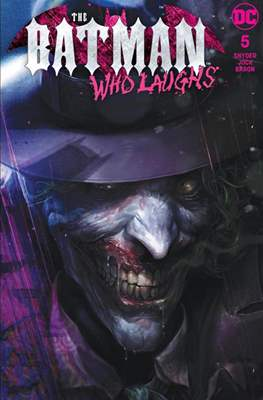 The Batman Who Laughs (2018- Variant Cover) #5.1