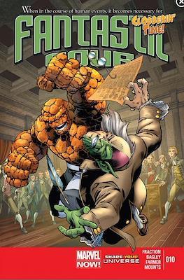 Fantastic Four vol. 4 (Digital) #10