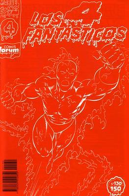 Los 4 Fantásticos Vol. 1 (1983-1994) (Grapa 36-32-24 pp) #130