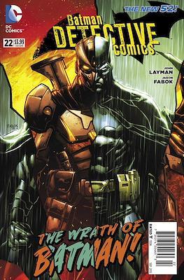 Batman Saga de Scott Snyder (Cartoné) #9