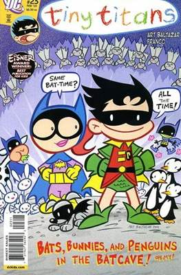 Tiny Titans (Comic-Book) #23