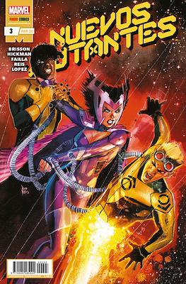 Nuevos Mutantes Vol. 3 (2020-) (Grapa) #3