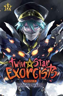 Twin Star Exorcists: Onmyouji #12