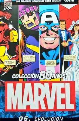 Coleccion Marvel 80 Años (Grapa) #5
