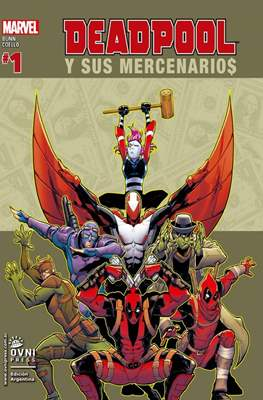 Deadpool y sus Mercenarios Vol. 2 (Rústica) #1