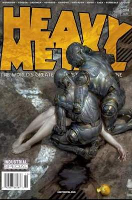 Heavy Metal Magazine (Magazine) #294