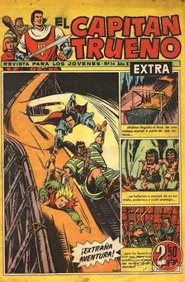 El Capitán Trueno Extra (Grapa, 40 páginas (1960-1968)) #36