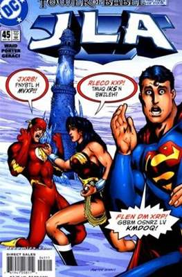 JLA Vol. 1 (1997-2006) (Comic-Book) #45