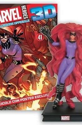 Marvel Héroes 3D - Colección Oficial (Grapa) #35