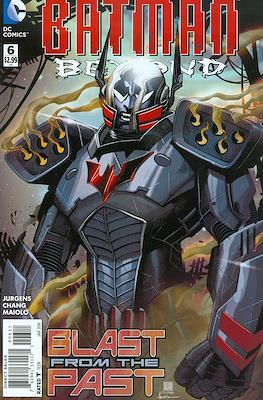 Batman Beyond (Vol 5 2015-2016) #6