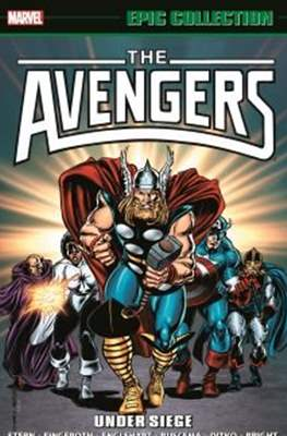 Avengers Epic Collection (Softcover) #16