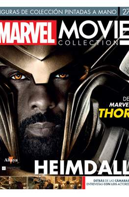 Marvel Movie Collection (Grapa) #27