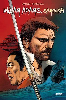 William Adams, samurai