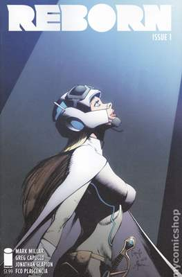 Reborn (Variant Cover)