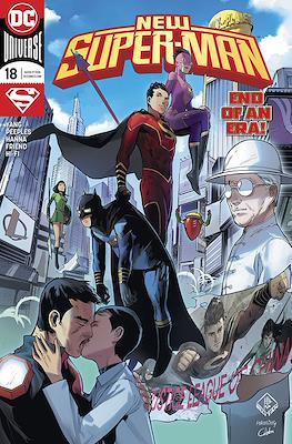 New Super-Man (Comic-Book) #18