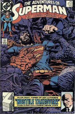 Superman Vol. 1 / Adventures of Superman Vol. 1 (1939-2011) (Comic Book) #454