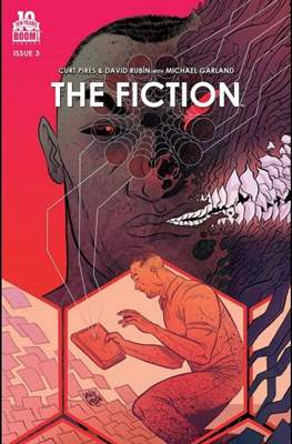 The Fiction (Comic Book) #3