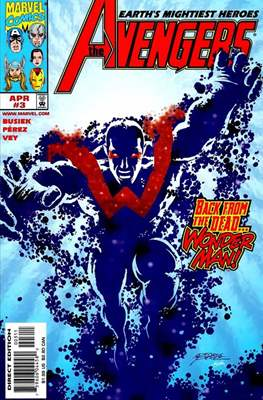 The Avengers Vol. 3 (1998-2004) #3