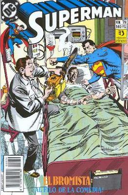 Superman: El hombre de acero / Superman Vol. 2 #79