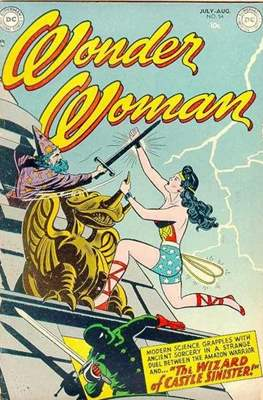 Wonder Woman Vol.1 (1942-1986; 2020-) (Comic Book) #54