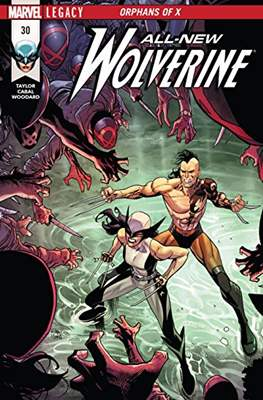 All-New Wolverine (2016-) (Comic book) #30