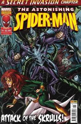 The Astonishing Spider-Man Vol. 3 (Comic Book) #11