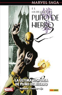 Marvel Saga. El Inmortal Puño de Hierro (Cartoné 180 pp) #1