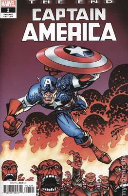 Captain America: The End (Variant Cover)