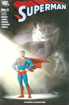 Superman (2007-2012) (Grapa. 48 pp) #14