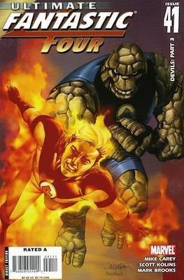 Ultimate Fantastic Four (Comic-Book) #41