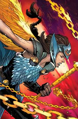 Valkyrie (2019- Variant Cover) #2