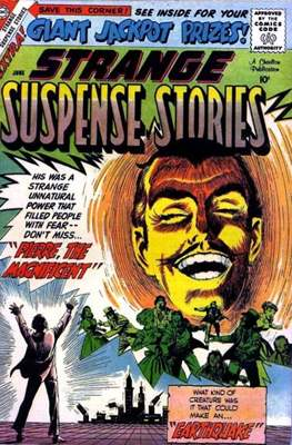 Strange Suspense Stories Vol. 2 #42