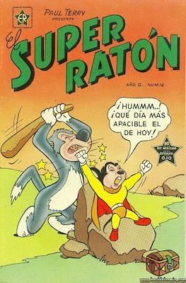 El Super Ratón (Grapa) #12