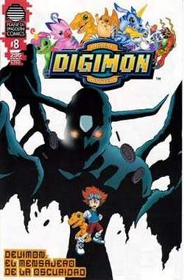 Digimon digital monsters #8