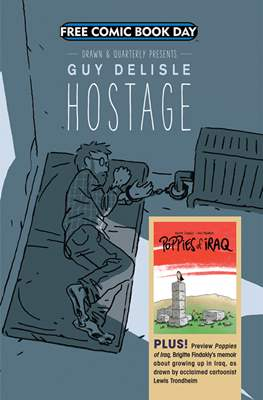 Hostage - Free Comic Book Day 2017