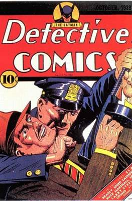 Detective Comics Vol. 1 (1937-2011; 2016-) (Comic Book) #32