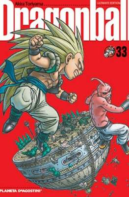Dragon Ball - Ultimate Edition (Kanzenban) #33