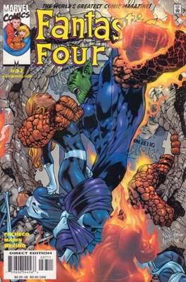 Fantastic Four Vol. 3 (Comic Book) #37