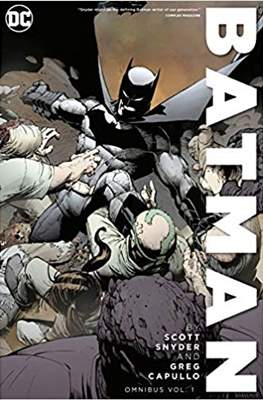 Batman by Scott Snyder & Greg Capullo Omnibus