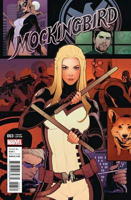 Mockingbird (2016 Variant Cover) #3