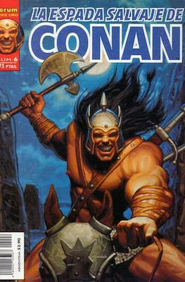 La Espada Salvaje de Conan (1996-1997) vol. II (Grapa. 48 páginas. B/N.) #6