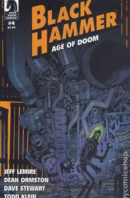 Black Hammer: Age of Doom (Variant Covers) (Comic book 28 pp) #4