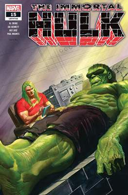 The Immortal Hulk (2018-) (Comic Book) #15