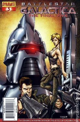 Battlestar Galactica: The Final Five #3