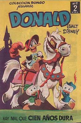 Bongo presenta Donald