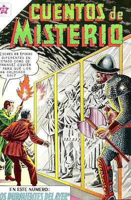 Cuentos de Misterio #12