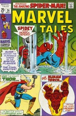 Marvel Tales (Comic Book) #26