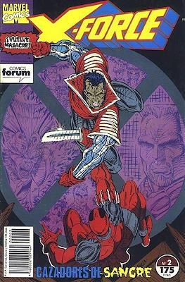 X-Force Vol. 1 (1992-1995) #2