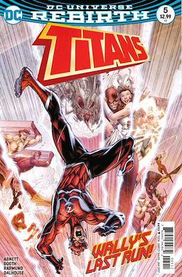 Titans Vol. 3 (2016- 2019) #5