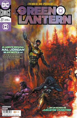 Green Lantern. Nuevo Universo DC / Hal Jordan y los Green Lantern Corps. Renacimiento #109/27